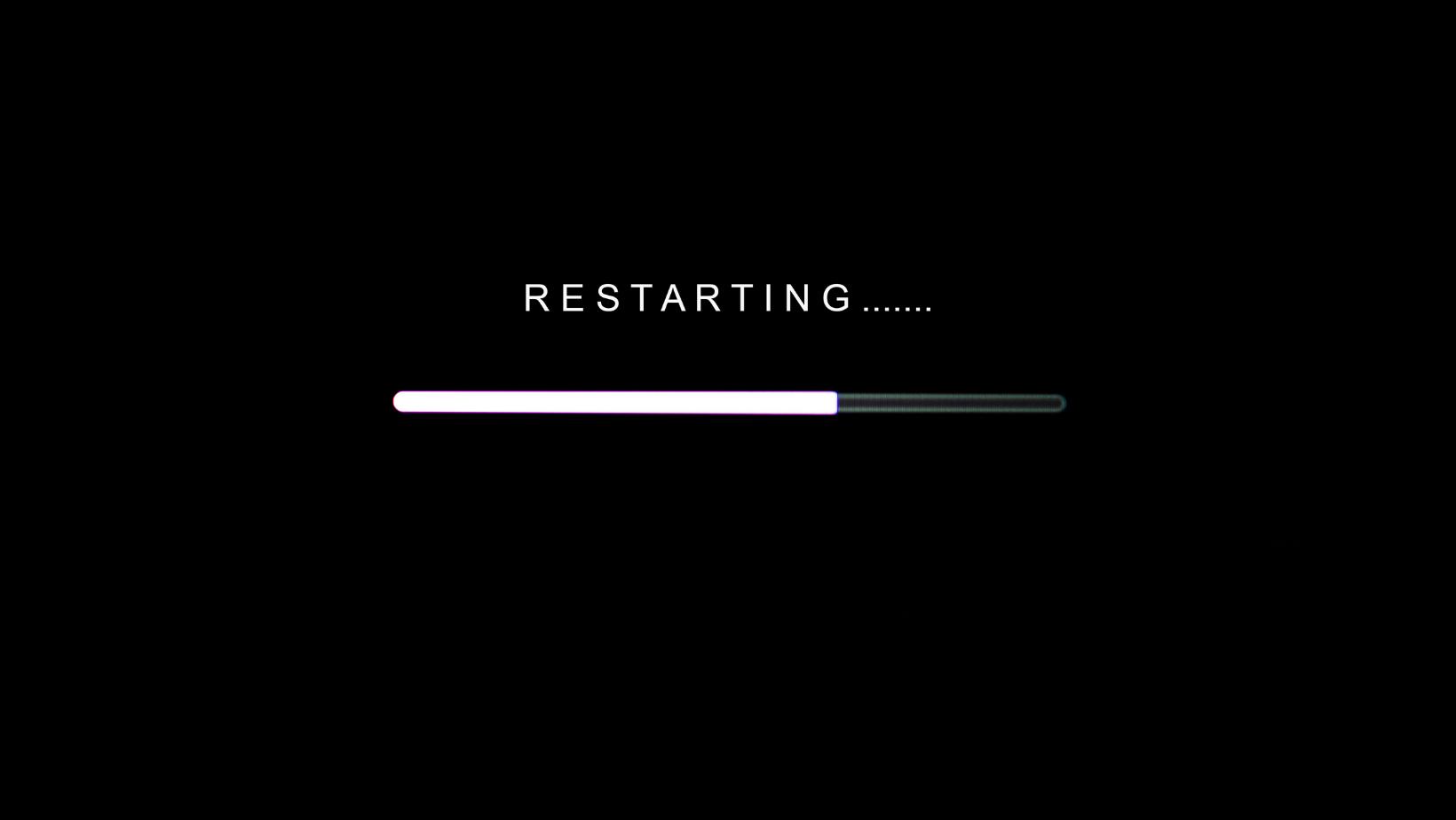 Reboot black